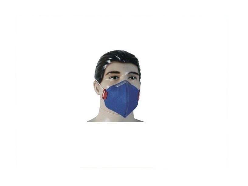 MÁSCARA PFF2 PROSAFETY - MATERIAL HOSPITALAR - MATERIAIS HOSPITALARES - Modelo Hospitalar