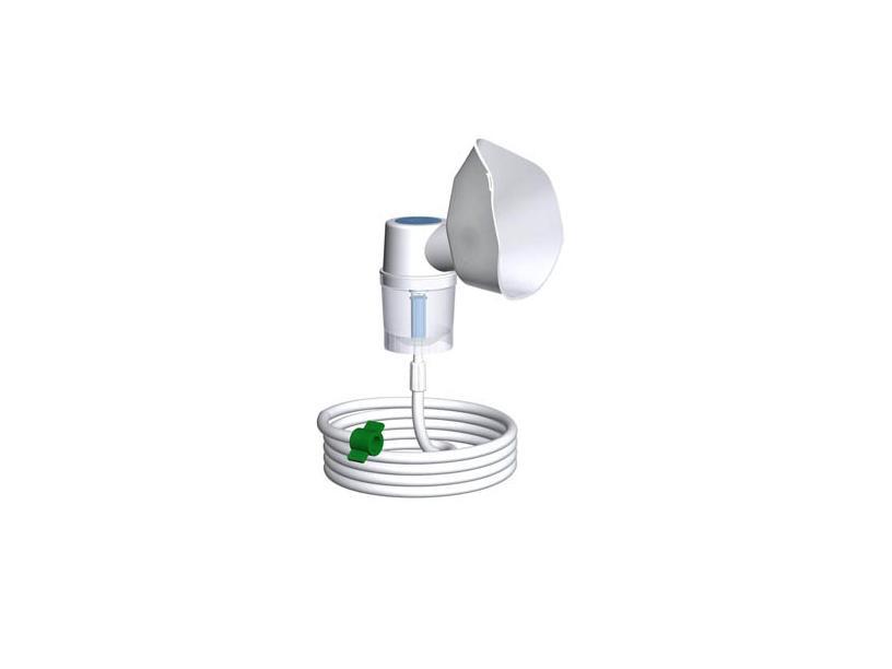 MICRONEBULIZADOR P/ INALAÇÃO ADULTO - MATERIAL HOSPITALAR - MATERIAIS HOSPITALARES - Modelo Hospitalar