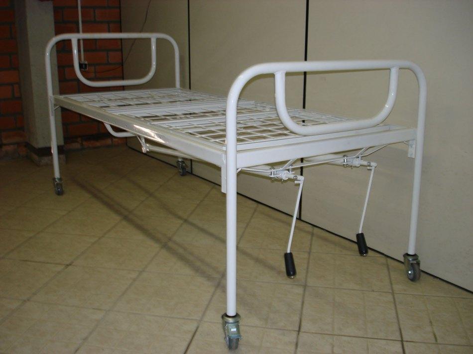 CAMA HOSPITALAR FAWLER - MATERIAL HOSPITALAR - MÓVEIS HOSPITALARES - Modelo Hospitalar